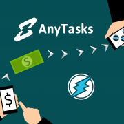 Electroneum AnyTasks mobil